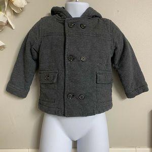 Gymboree Toddler Cotton Hooded Jacket